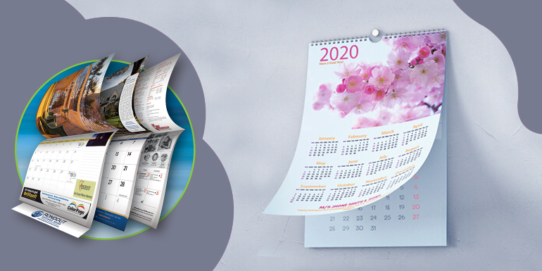 Benefit of Custom Calendar Printing as Marketing Tool