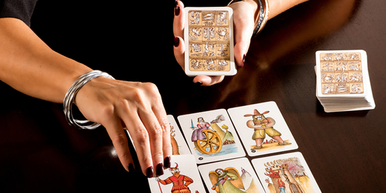 Things to consider making your own Tarot cards