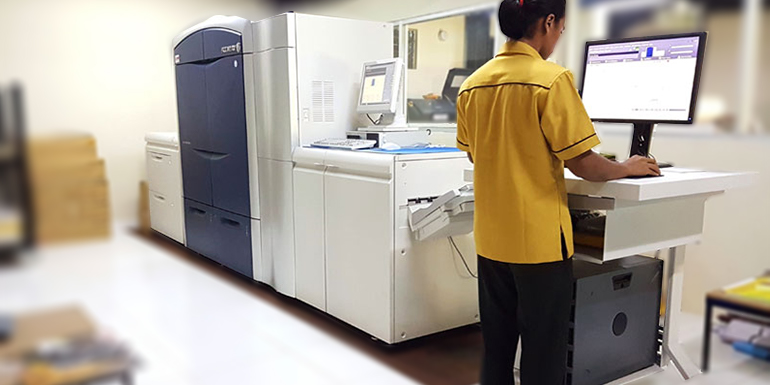 The Human Touch Behind Online Printing