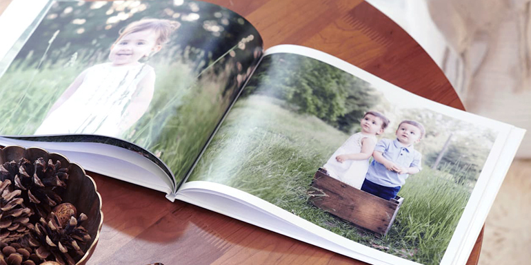 Difference Photography Book and Photo Albums